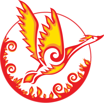 Liberated Life Coaching, LLC phoenix logo
